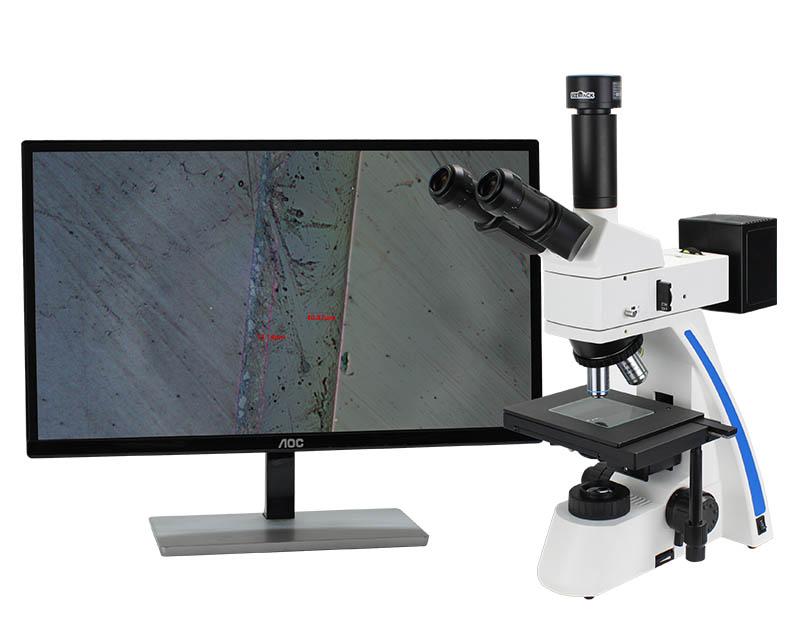 金相显微镜的成像效果受哪些因素影响?