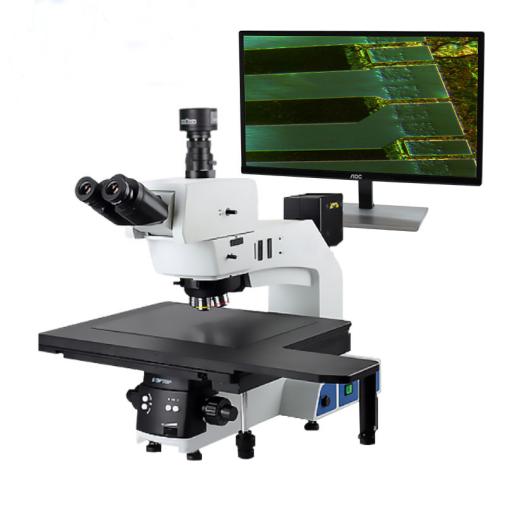 如何区分各种金相显微镜机构的特点?