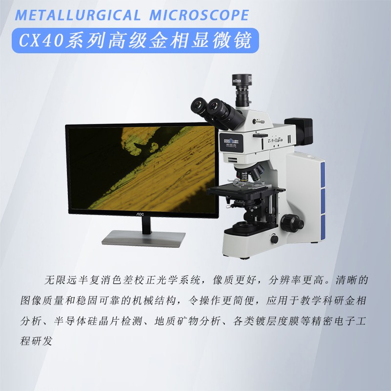 金相显微镜的目镜和物镜相关知识